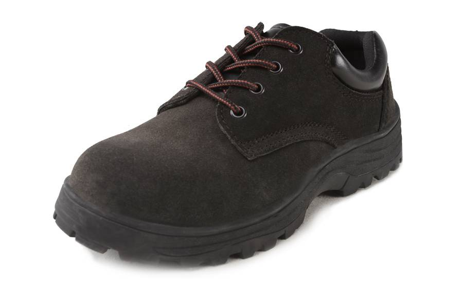 cheap leather safety shoes/industrial leather safety shoes