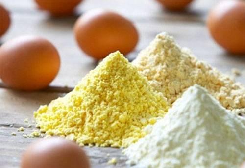 sell egg powder