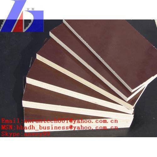 Sell shuttering plywood in China