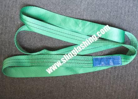 Endless webbing sling