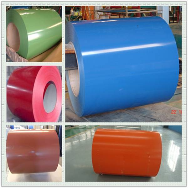 building material color coated steel coil
