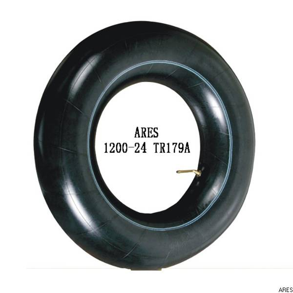 Sell butyl tyre inner tubes for truck, tractor, ATV, industrial tyre, implement tires