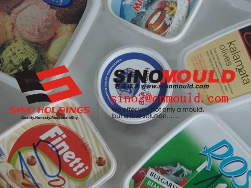 IML turnkey molding line