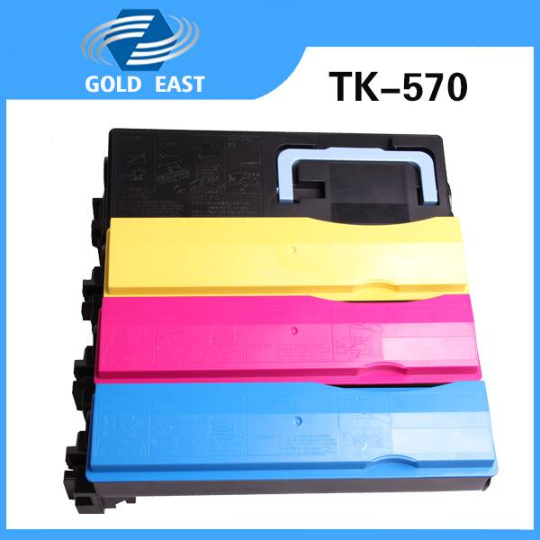 TK-570K/M/Y/C Kyocera toner cartridge for Kyocera PRINTER FS-C5400DN/ECOSYS P7035cdn