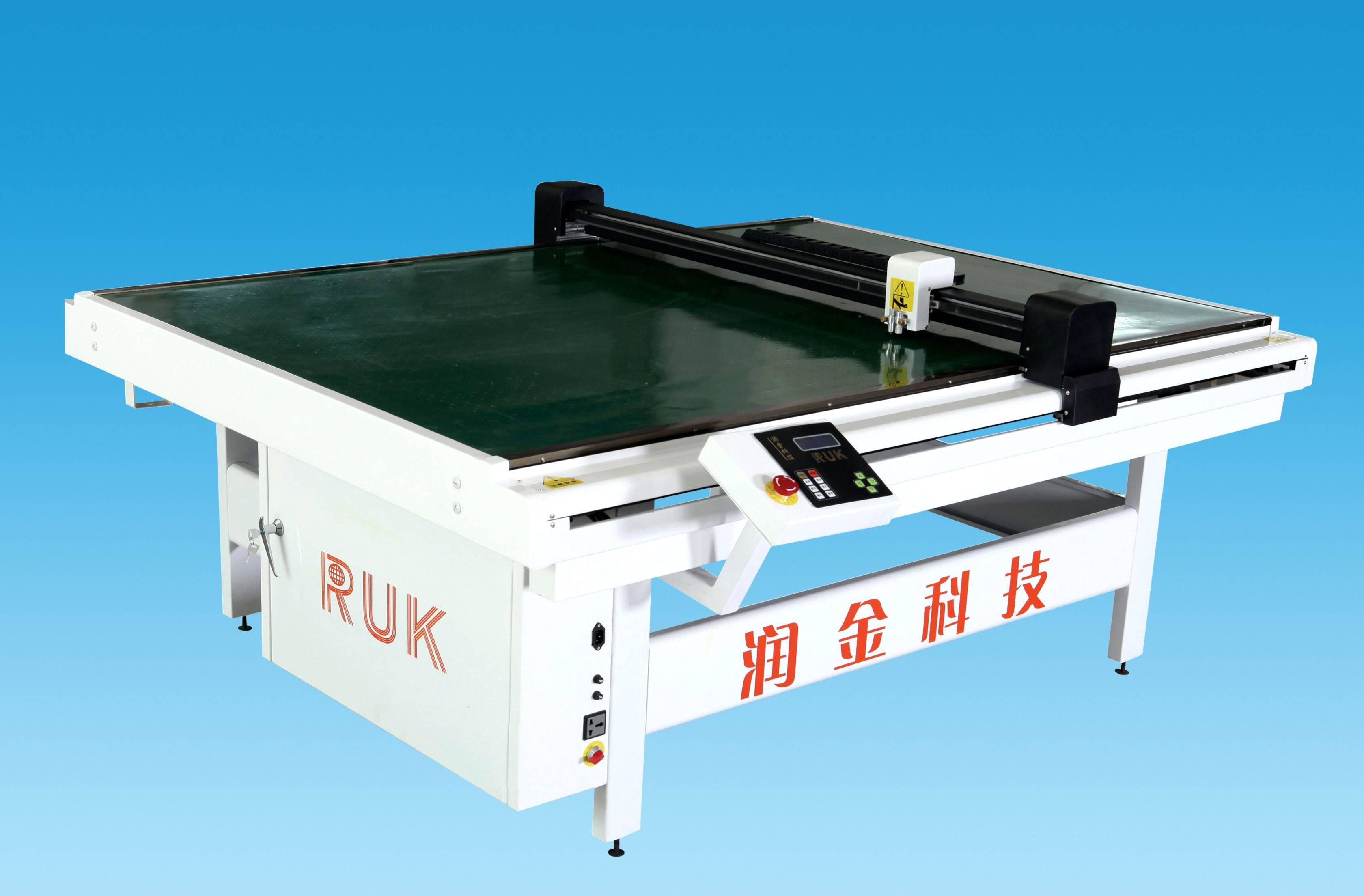 apparel/garment paper pattern cutting machine/plotter