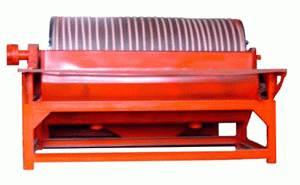 Series CXJ Dry Powder Permanent Magnetic Separator