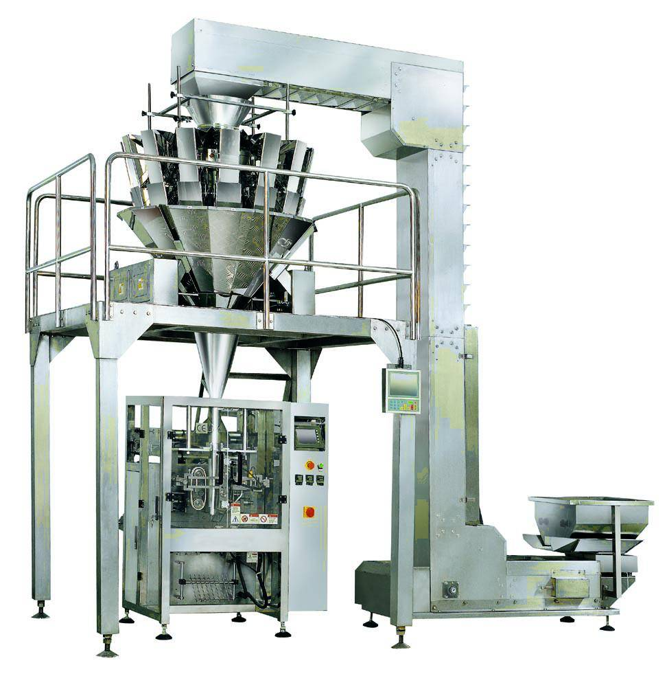 WVL-420 Automatic Multi-function food Packaging Machine