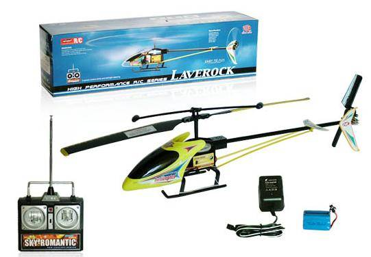 RC TOY ,2CH Laverock Helicopter