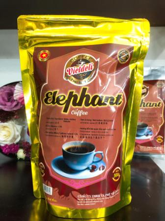 Sell ELEPHANT COFFEE GROUND - Viet Deli Coffee Co., Ltd