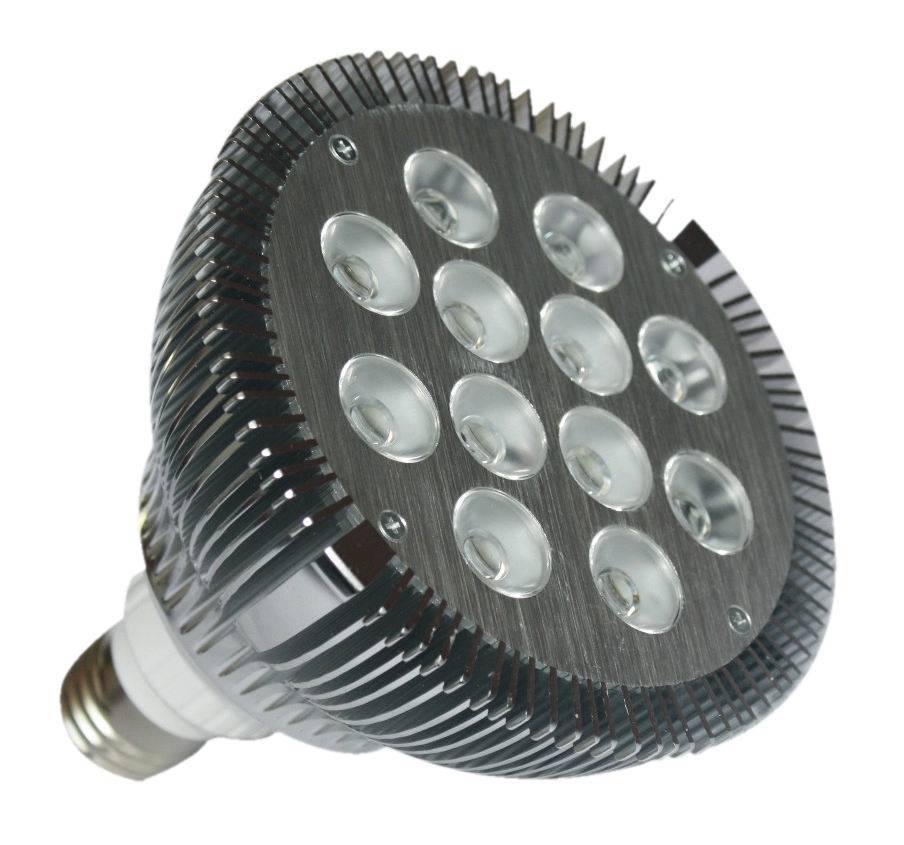 high power LED spot light PAR38 PAR30 PAR20 PAR16 12W LED par light