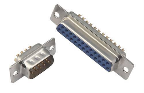 D-SUB Series Filter Connectors - Filter Capacitor Connector D-SUB connector