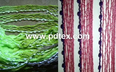0.21nm nylon/acrylic fancy yarn