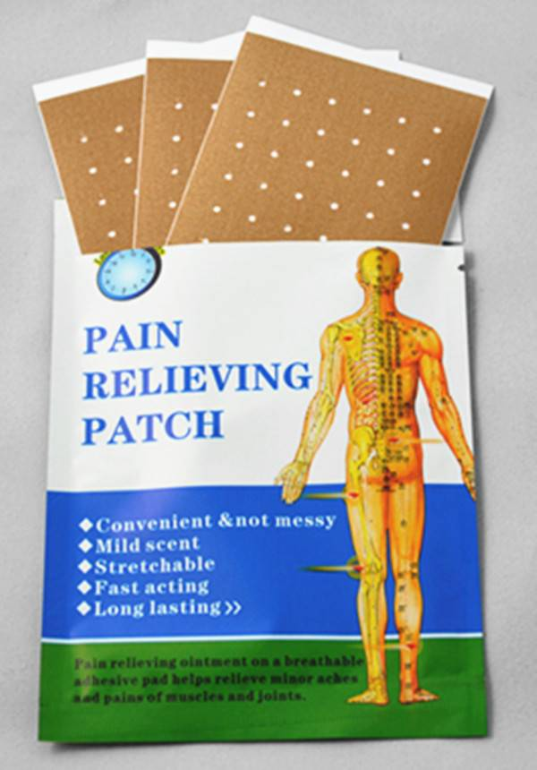 Professional Manufacture Pain releif patch With CE