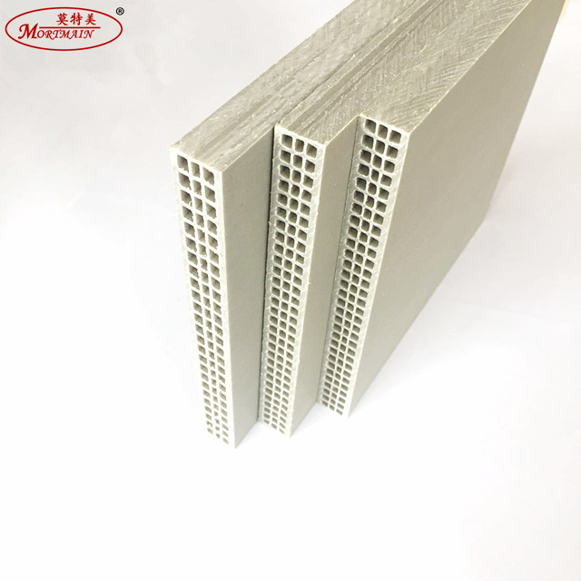 new style film faced plywood formwork PP plastic materials