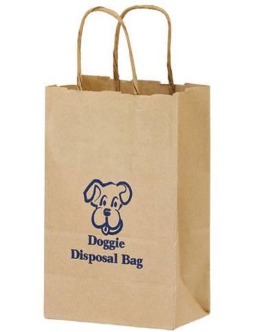 Kraft Paper Bag, Kraft Bag, Garment Bag, Food Bag