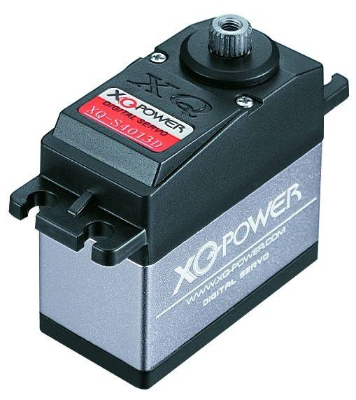 Coreless motor digital servo XQ-S4013D for 50cc airplanes and boats