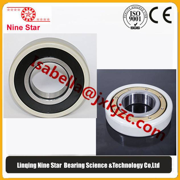 6317M/C3VL0241 Insulated Bearing 85x180x41mm