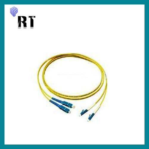 SC -LC SM Duplex fiber patch cord