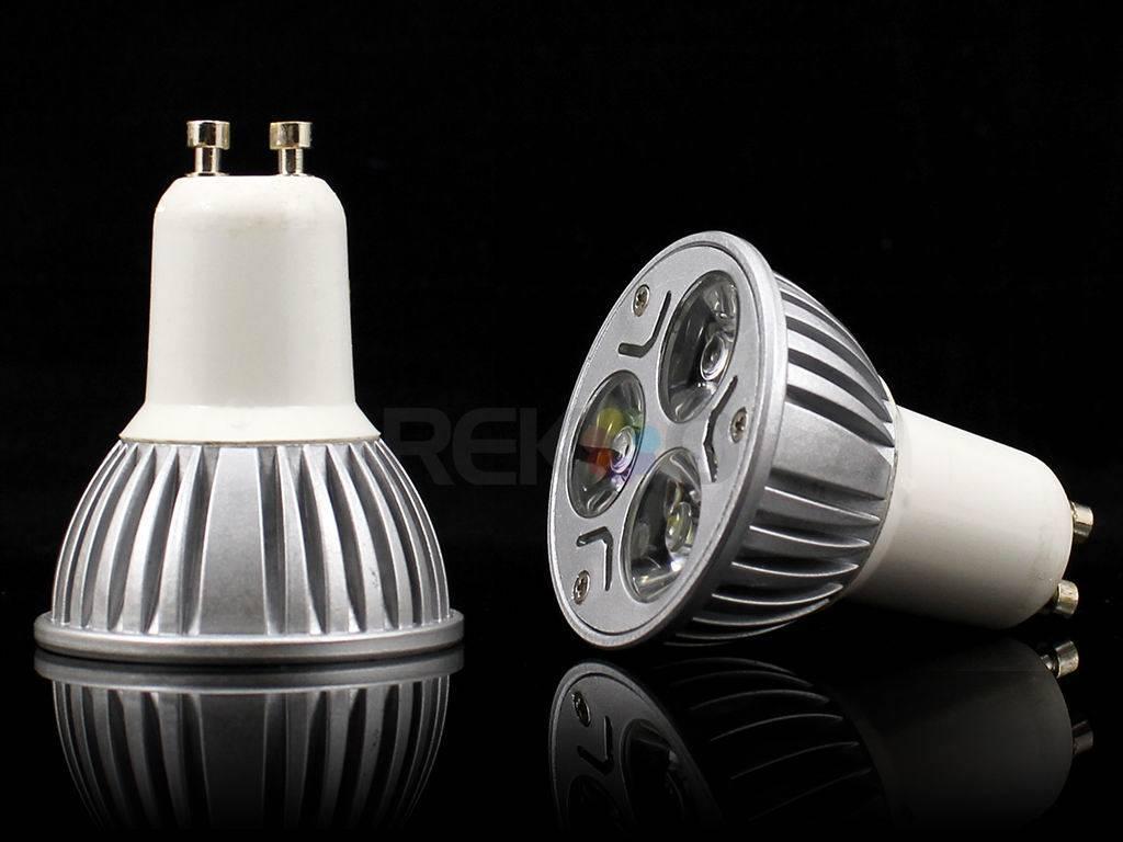 GU10 High Power Led Light