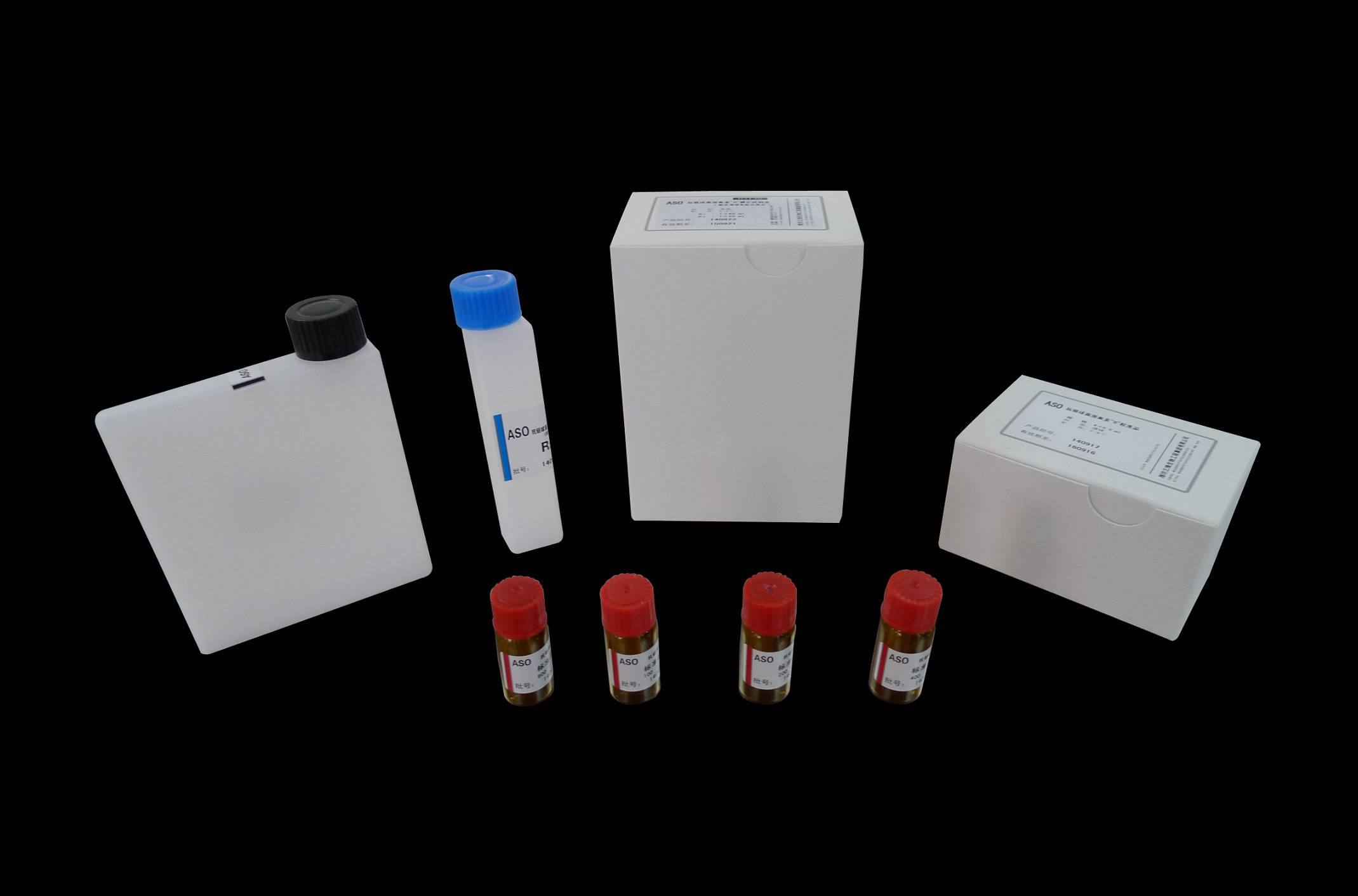 sell medical test kit used on clinical analytical instruments