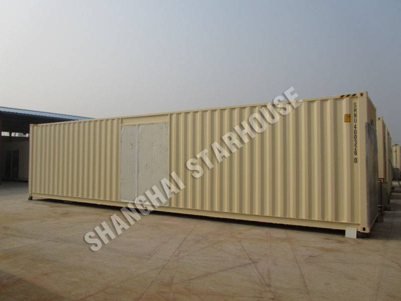 Container Conversions & Modified Containers