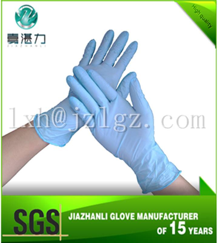 medical disposable bulk nitrile gloves