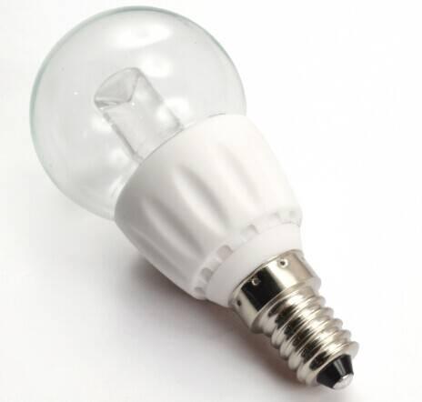 Driverless LED Bulb
