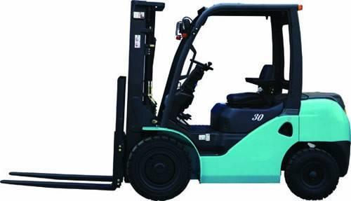 F model diesel forklift CPCD20F