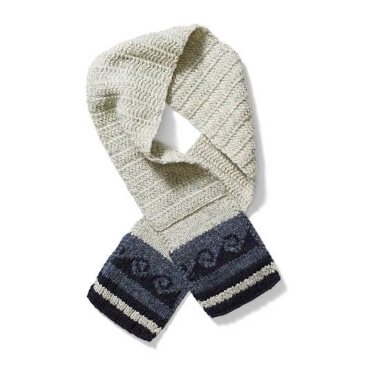 jaquard scarf knit scarf acrylic scarf