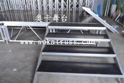 Mobile stage/Aluminum stage/Plywood stage/Glass stage/Adjustable stage/Wedding stage/Stage
