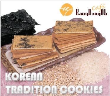 Korean Wheat Cookies