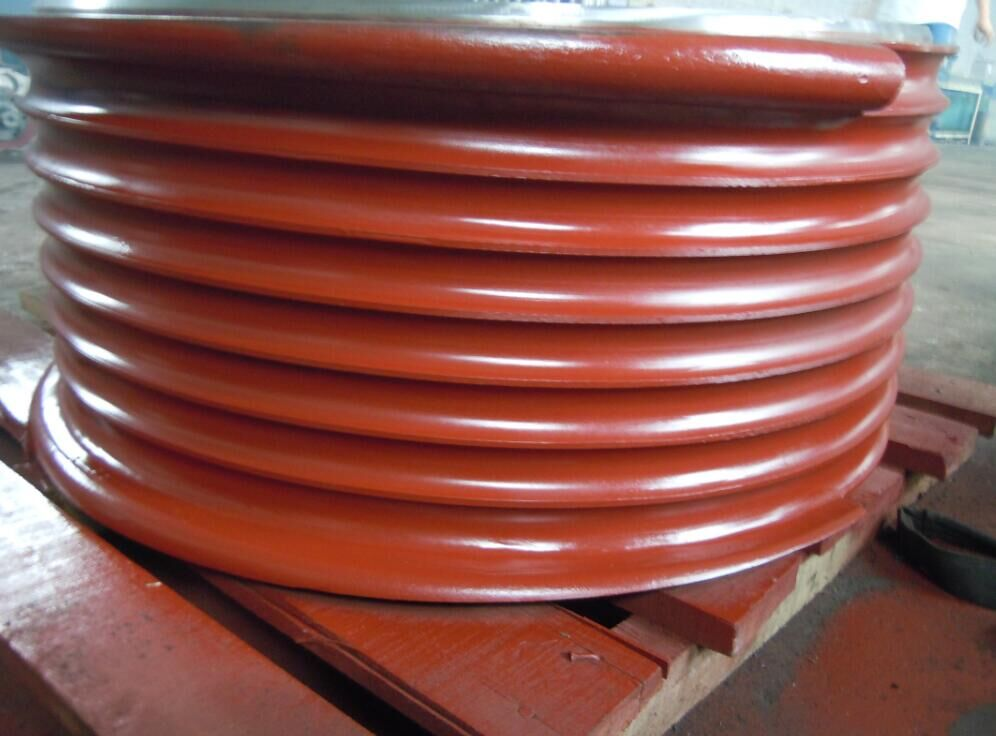 sell groove winch drum