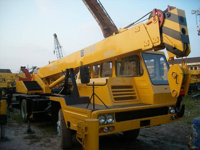 XCGM used crane in used cranes in low price sale ,quality high,quantilymore