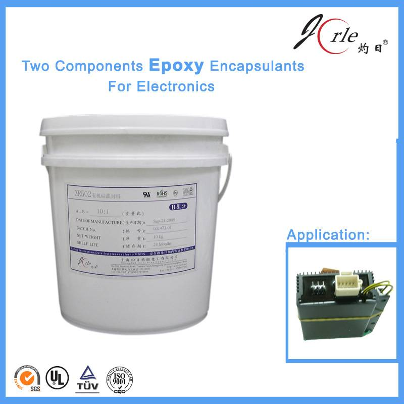 clear epoxy casting glue for led