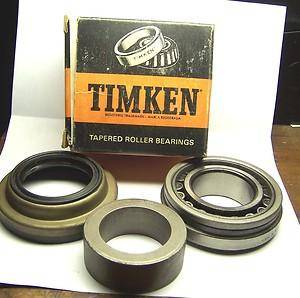 Timken Tapered roller bearing 33216 80x140x46mm Roller Bearings
