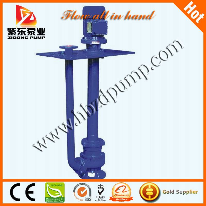 YW Type Submerged Sewage Pump