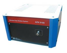 APK6100 Standard Gas Dilution System (MFC)