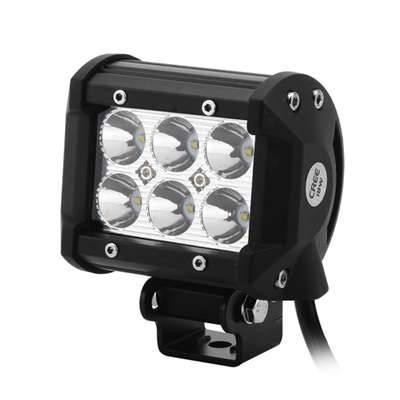 Wholesale Led light bar 4 18w mini led bar light