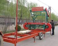 MJ1300 horizontal sawmill