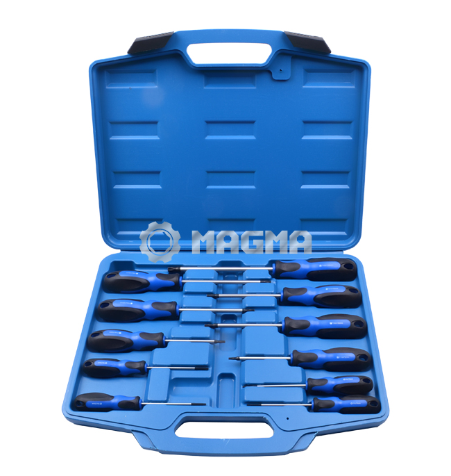 11 PCS Torx Screwdriver Set (MG50919)