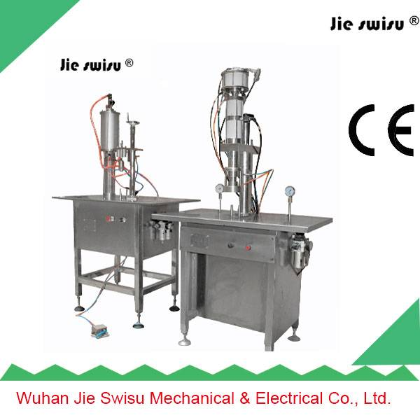High quality manufacturers shaving foam spray filling machine