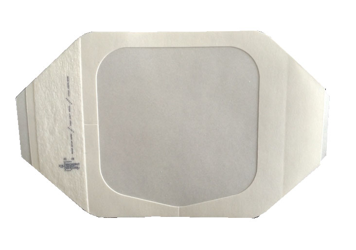Transparent Film Dressing Frame Style 6cm×7cm