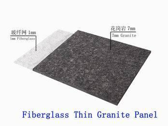 Fiberglass Thin Granite Panel