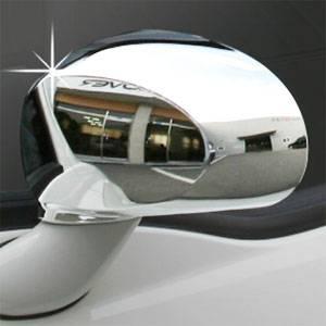 Chevrolet SPARK(Matiz) Chrome side mirror lamp molding GM