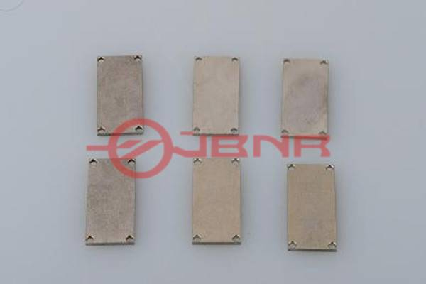 Customized Copper Tungsten Copper Alloy Electronic Packaging Mounting Base Plate