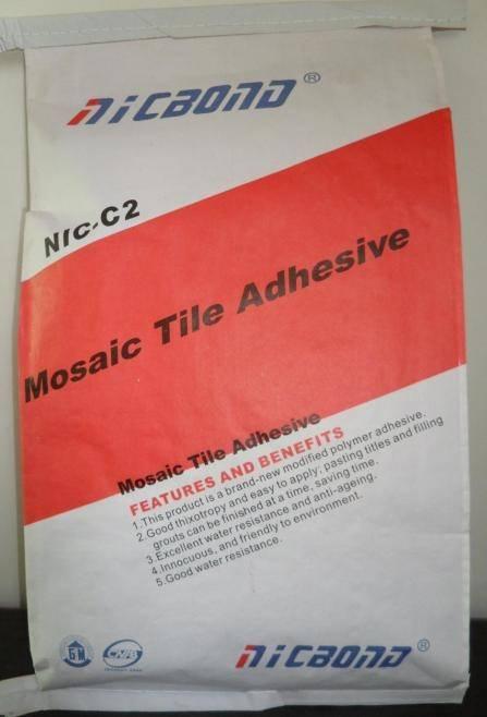 NIC-C2 Mosaic Tile Adhesive(Tile Mortar)