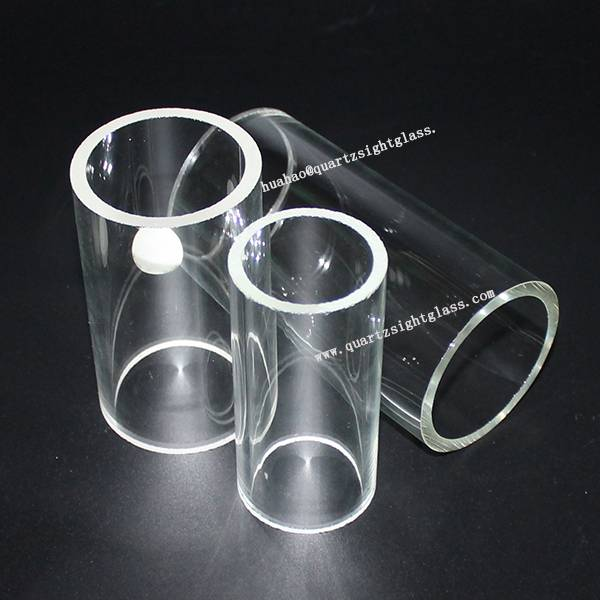 Tempered Glass Cylinder Tube