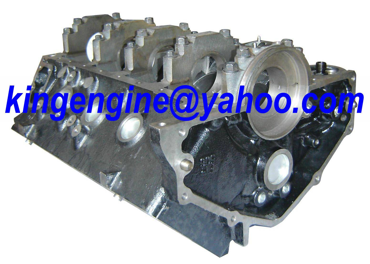 GM6.5L cylinder block