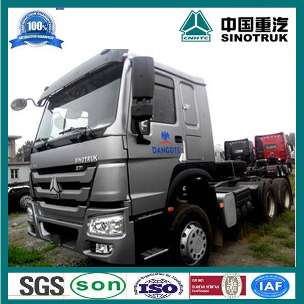 2015 New Sinotruck Brand howo tractor truck specification