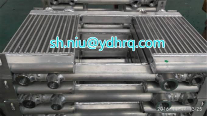 air cooler for piston compressor Air compressor cooler